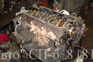 мотор перед капиталкой форд фокус