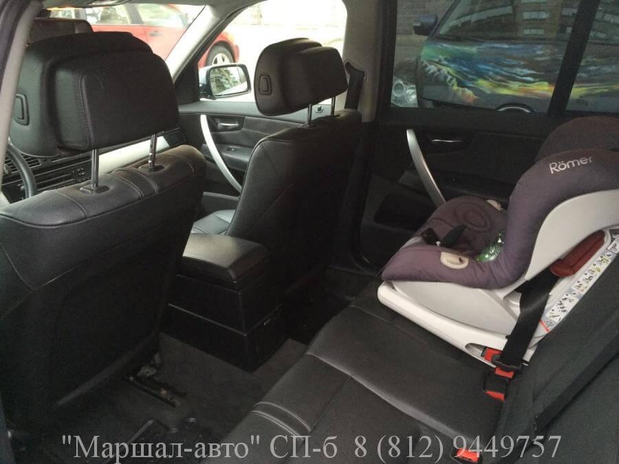Автосалон «Маршал авто» предлагает продать автомобиль BMW X3 2008 г