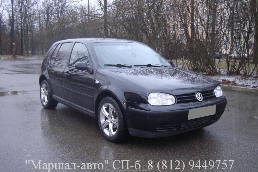 Volkswagen Golf (Фольксваген Гольф) 4