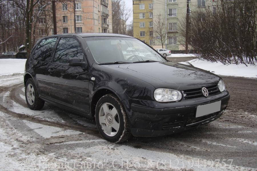 Volkswagen Golf (Фольксваген Гольф)-4