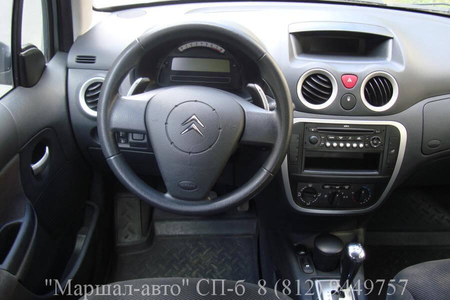 Citroen C3 I 07г. 1.6 АT 5 в Санкт-петербурге