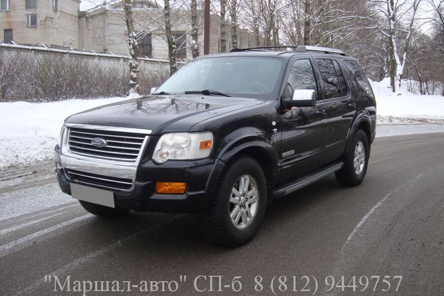 Ford Explorer IV 4.6 AT 2008 1 в Санкт-Петербурге