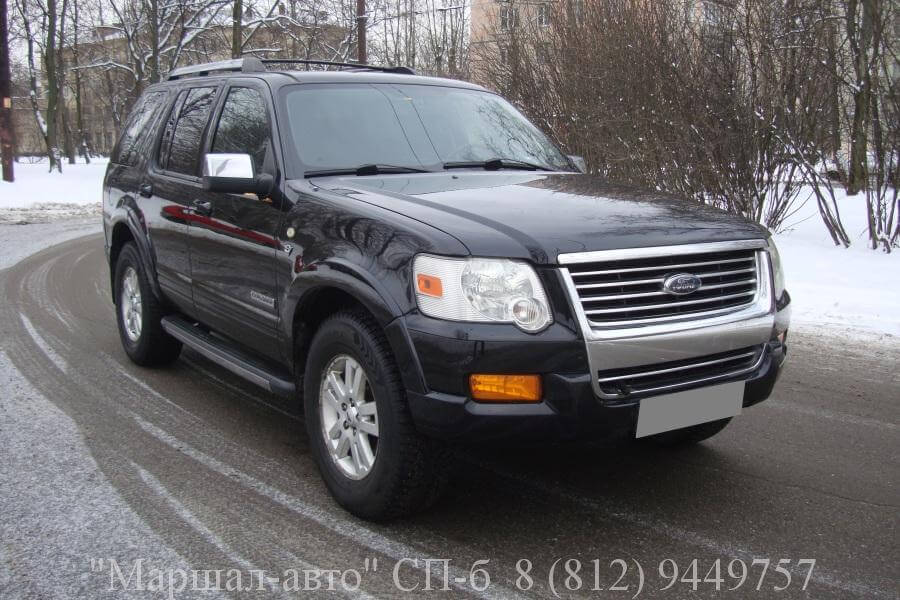 Ford Explorer IV 4.6 AT 2008 2 в Санкт-Петербурге