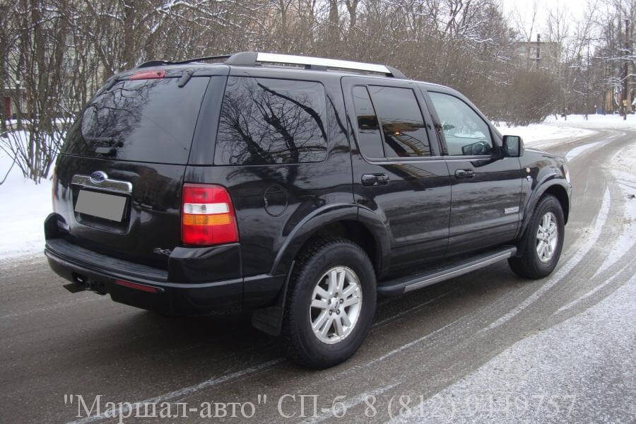 Ford Explorer IV 4.6 AT 2008 3 в Санкт-Петербурге