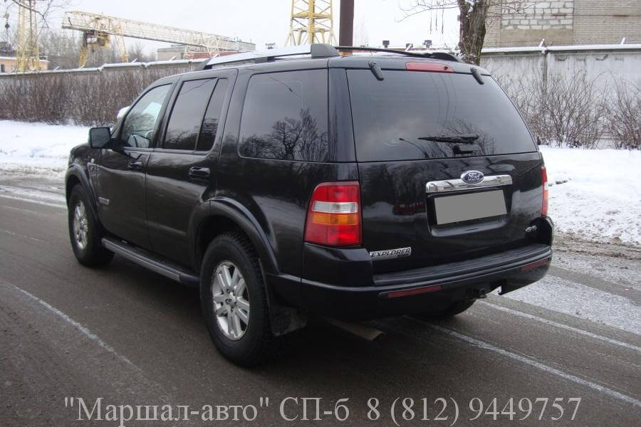 Ford Explorer IV 4.6 AT 2008 4 в Санкт-Петербурге