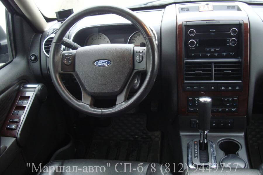 Ford Explorer IV 4.6 AT 2008 5 в Санкт-Петербурге