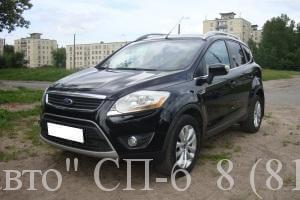 Ford Kuga I 08г. 2.0d MT 1 в Санкт-Петербурге