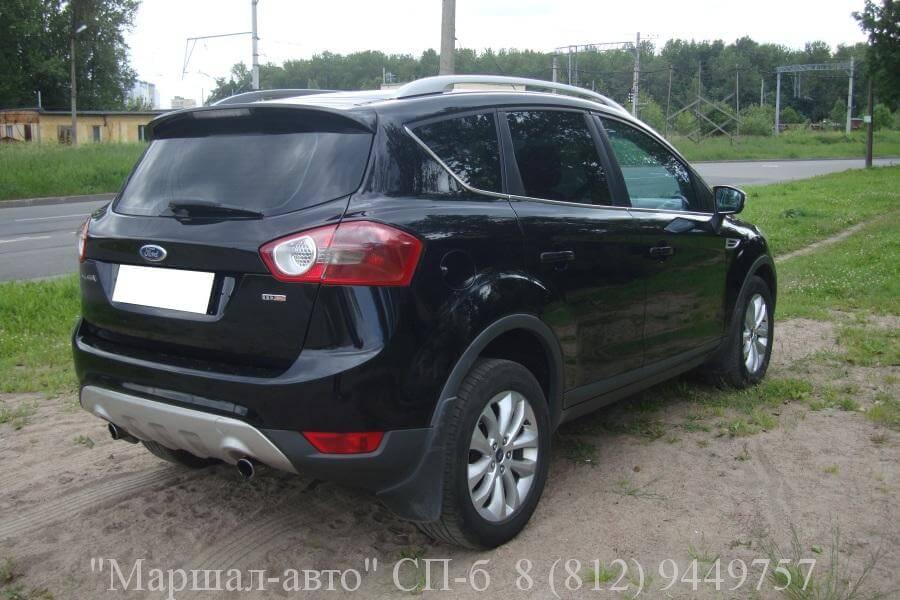 Ford Kuga I 08г. 2.0d MT 3 в Санкт-Петербурге