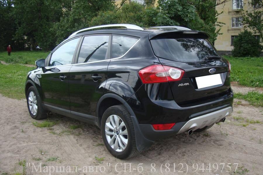 Ford Kuga I 08г. 2.0d MT 4 в Санкт-Петербурге
