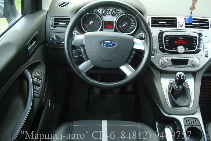 Ford Kuga I 08г. 2.0d MT 5 в Санкт-Петербурге