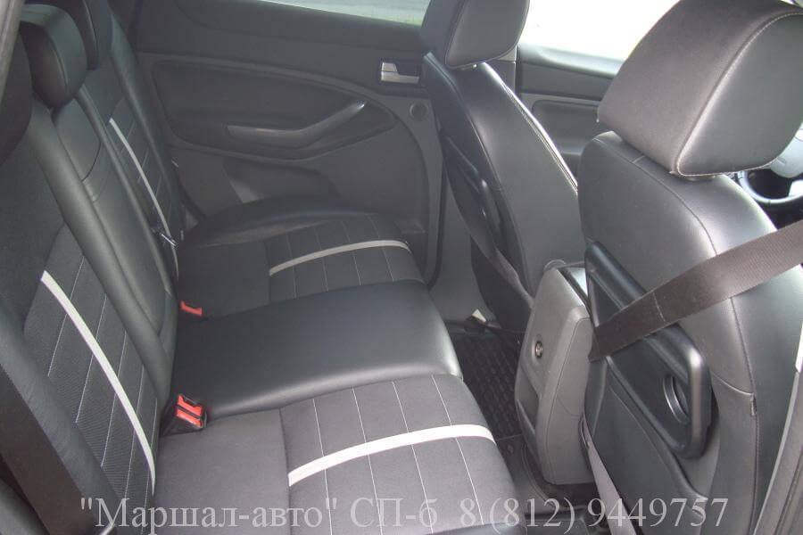 Ford Kuga I 08г. 2.0d MT 7 в Санкт-Петербурге