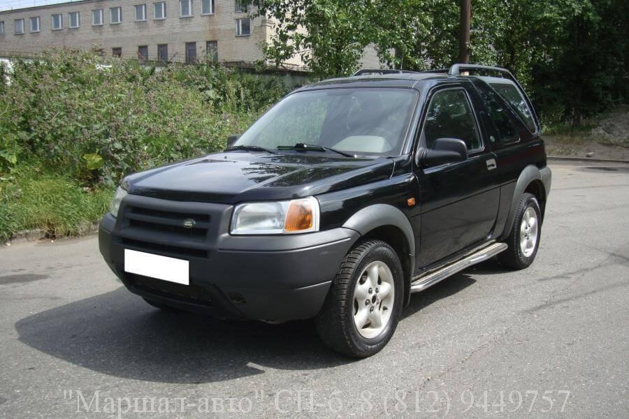 Land Rover Freelander 99г 1 в Санкт-Петербурге