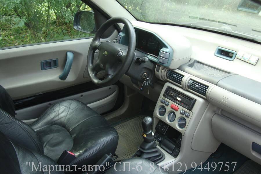 Land Rover Freelander 99г 5 в Санкт-Петербурге
