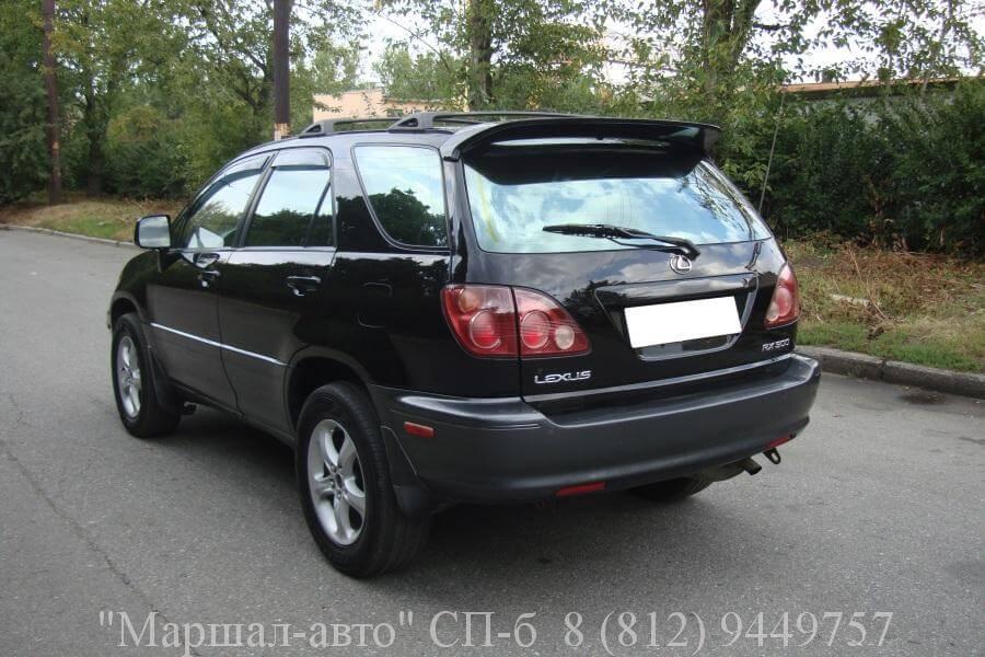Lexus RX I 300 99г. 4 в Санкт-Петербурге