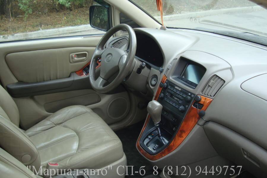Lexus RX I 300 99г. 5 в Санкт-Петербурге