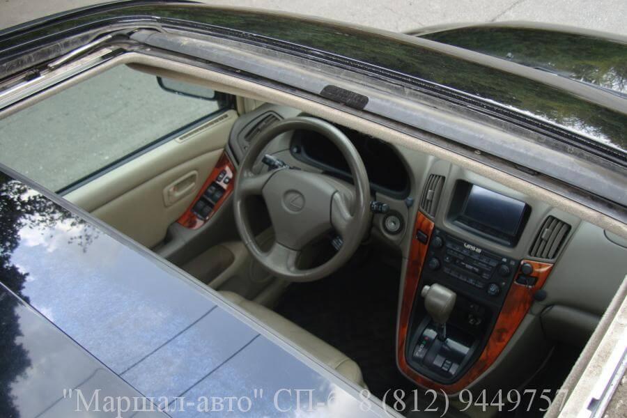 Lexus RX I 300 99г. 7 в Санкт-Петербурге