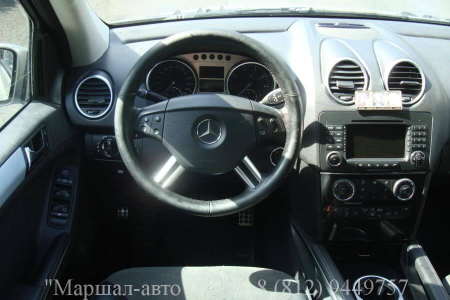 Mercedes ML W164 07г. 3.5 5 в Санкт-Петербурге
