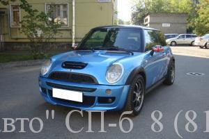 Mini Cooper S 02г. 1.6 MT 1 в Санкт-Петербурге