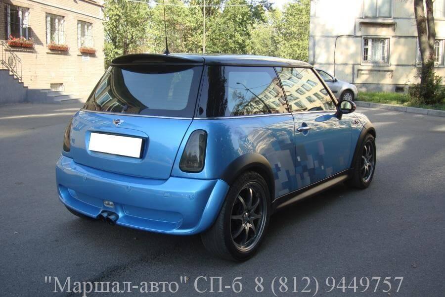 Mini Cooper S 02г. 1.6 MT 3 в Санкт-Петербурге