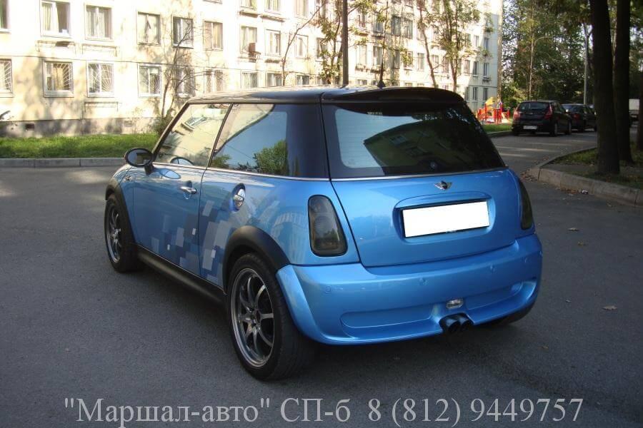 Mini Cooper S 02г. 1.6 MT 4 в Санкт-Петербурге