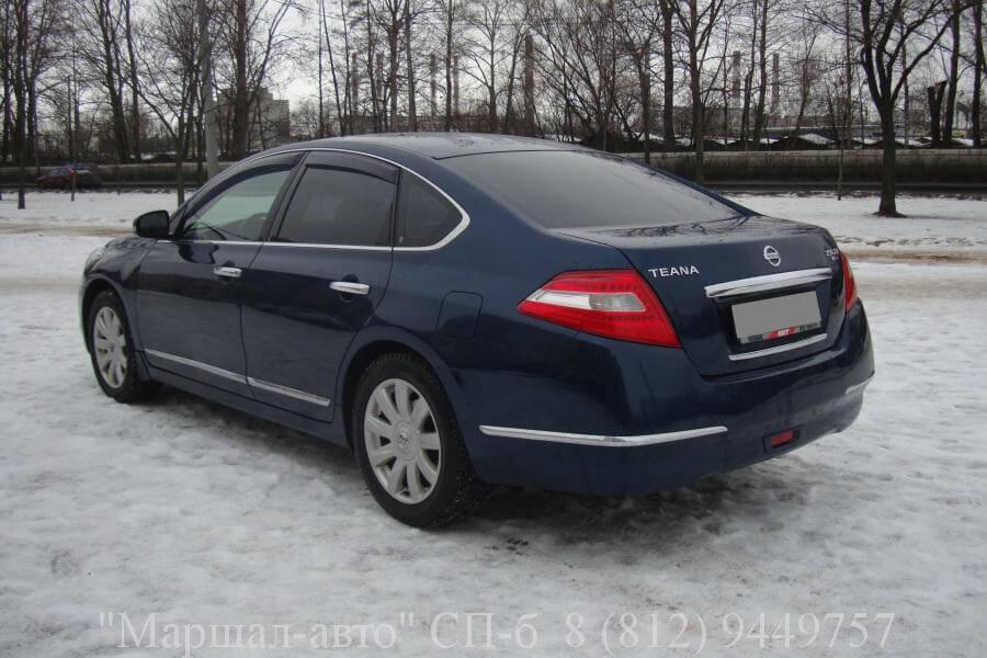Nissan Teana II 2.5л. 08 4 в Санкт-петербурге