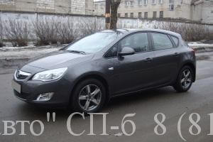 Opel Astra J 10г. 1.6 MT 1 в Санкт-Петербурге