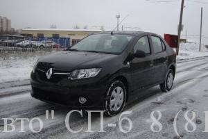 Renault Logan II 14г. 1.6 MT 1 в Санкт-Петербурге