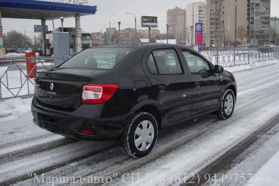 Renault Logan II 14г. 1.6 MT 3 в Санкт-Петербурге