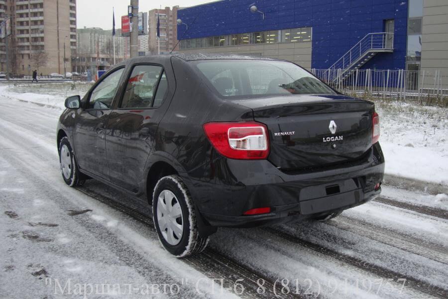 Renault Logan II 14г. 1.6 MT 4 в Санкт-Петербурге