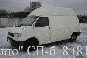 Volkswagen Т4 95г. 2.4л. 1 в Санкт-Петербурге