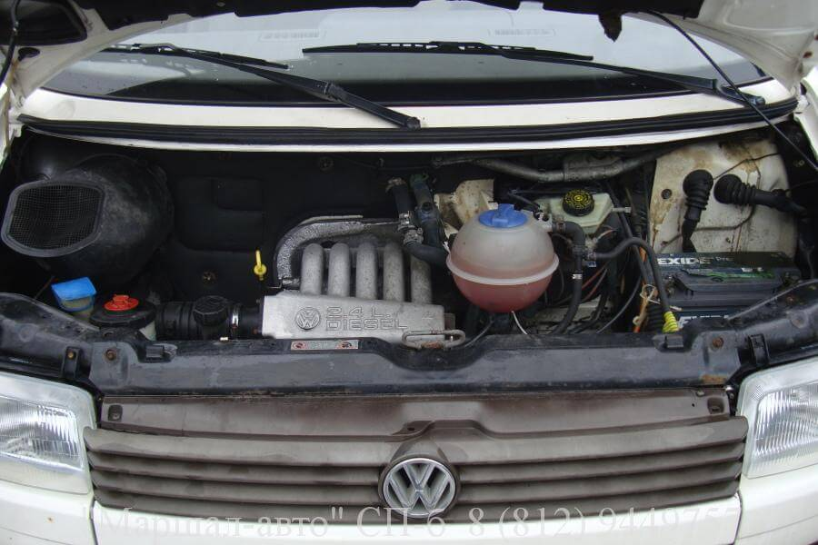 Volkswagen Т4 95г. 2.4л. 5 в Санкт-Петербурге