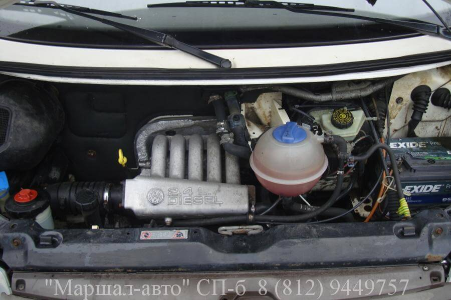 Volkswagen Т4 95г. 2.4л. 6 в Санкт-Петербурге