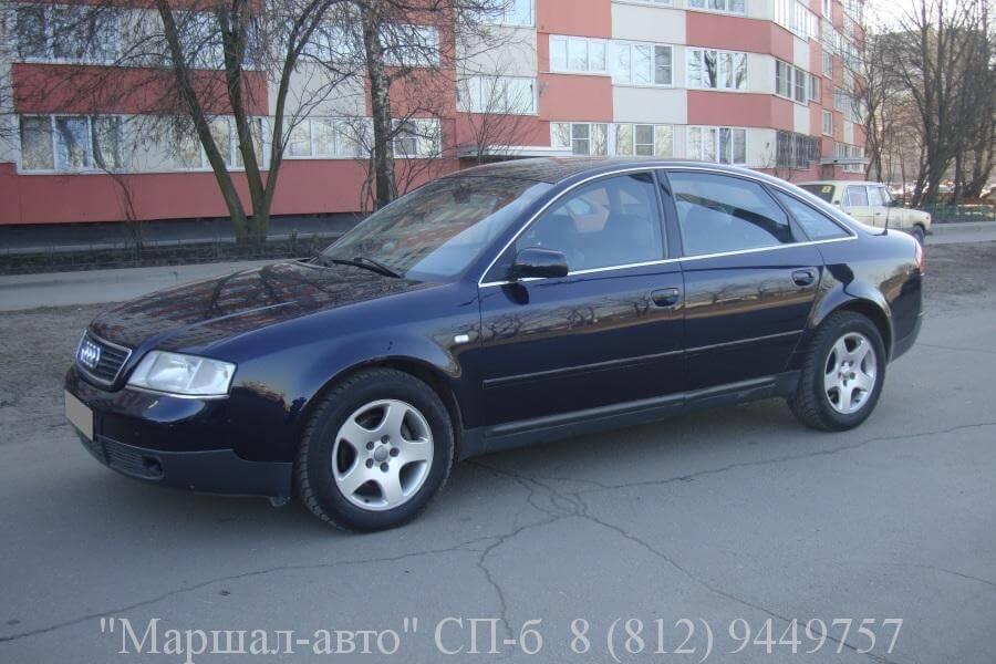 Audi A6 (C5) 99 г. 2.4 АКПП 1 в Санкт-Петербурге
