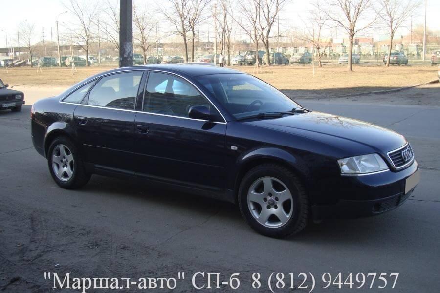 Audi A6 (C5) 99 г. 2.4 АКПП 2 в Санкт-Петербурге