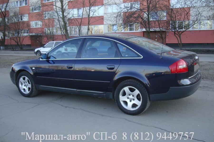 Audi A6 (C5) 99 г. 2.4 АКПП 4 в Санкт-Петербурге