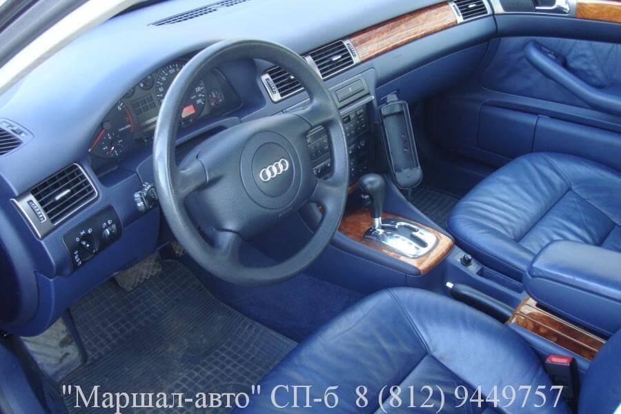 Audi A6 (C5) 99 г. 2.4 АКПП 5 в Санкт-Петербурге