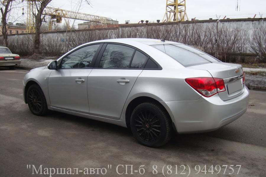 Chevrolet Cruze 12 г. 1.6 МТ 4 в Санкт-Петербурге