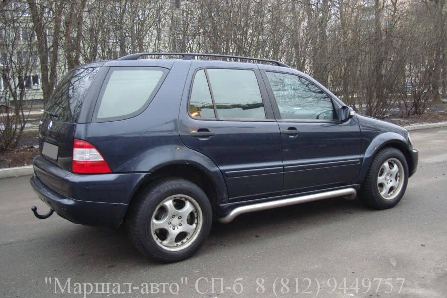 Mercedes ML W163 02 г. 3.2 3 в Санкт-Петербурге