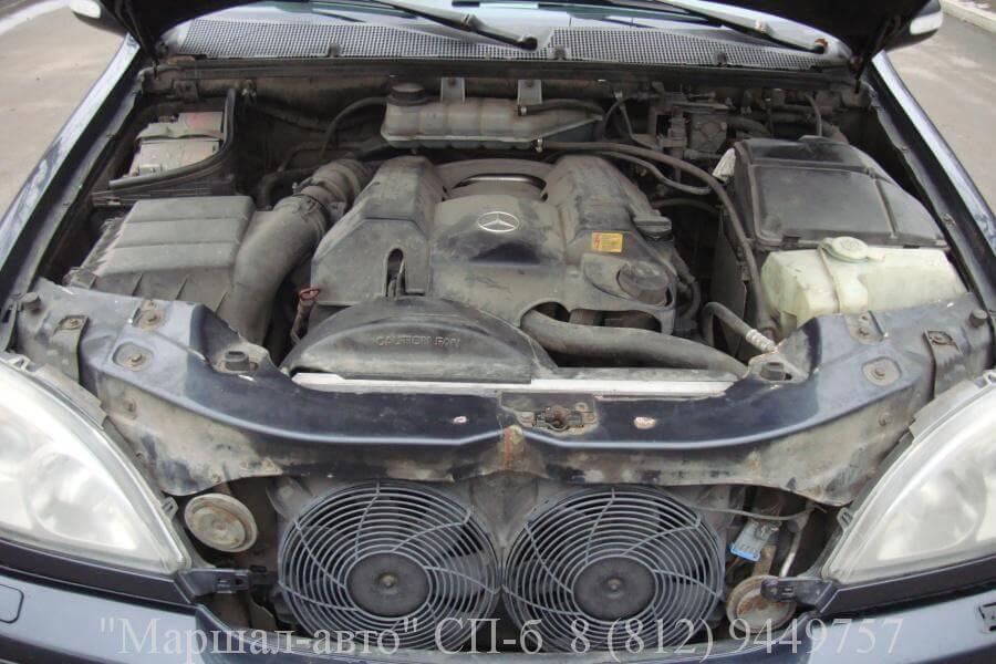 Mercedes ML W163 02 г. 4.2 6 в Санкт-Петербурге