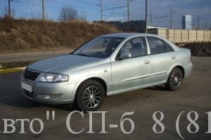 Nissan Almera 08 г. 1.6 1 в Санкт-Петербурге