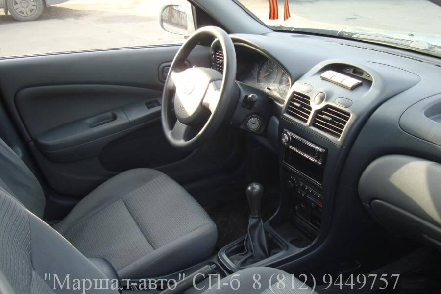 Nissan Almera 08 г. 1.6 6 в Санкт-Петербурге