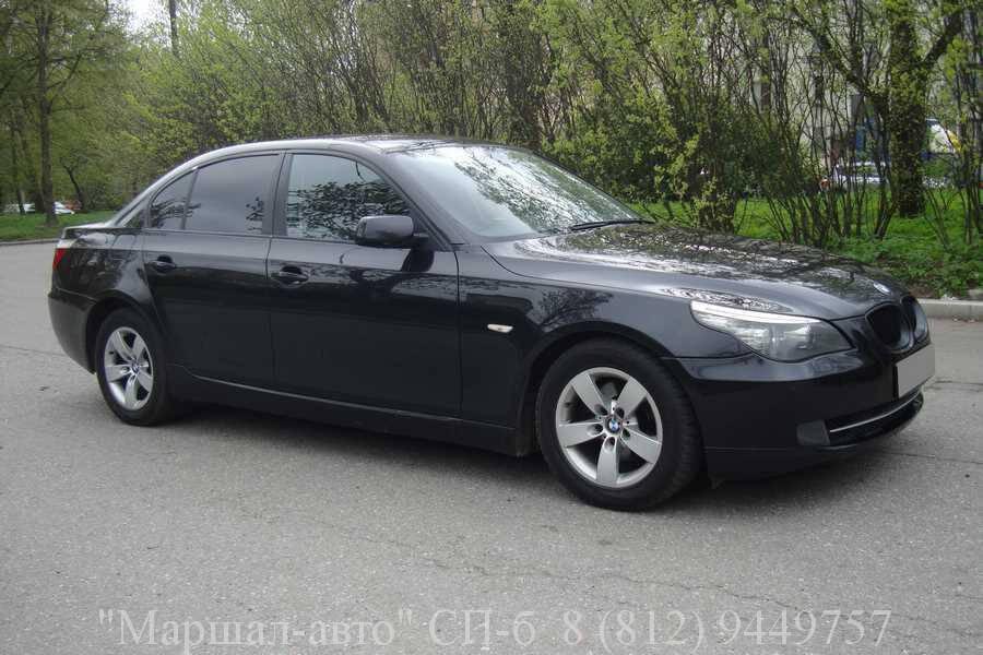Продать BMW 525 2008 г. 2.5 л.