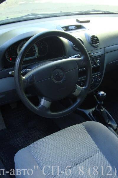 продать автомобиль Chevrolet Lacetti 08 г
