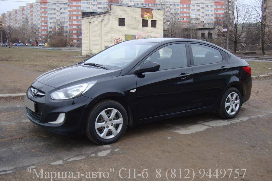продать автомобиль Hyundai Solaris 11 г