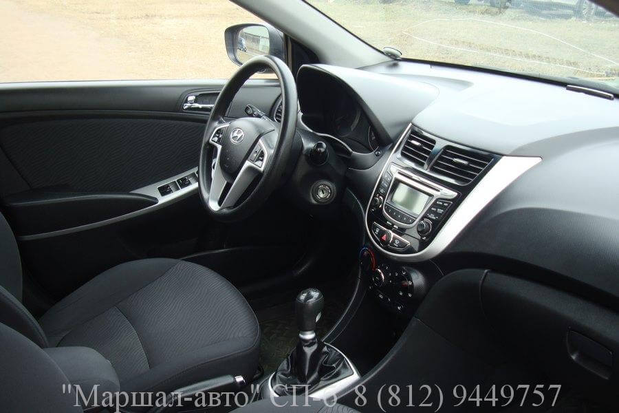 продать автомобиль Hyundai Solaris 11 г.