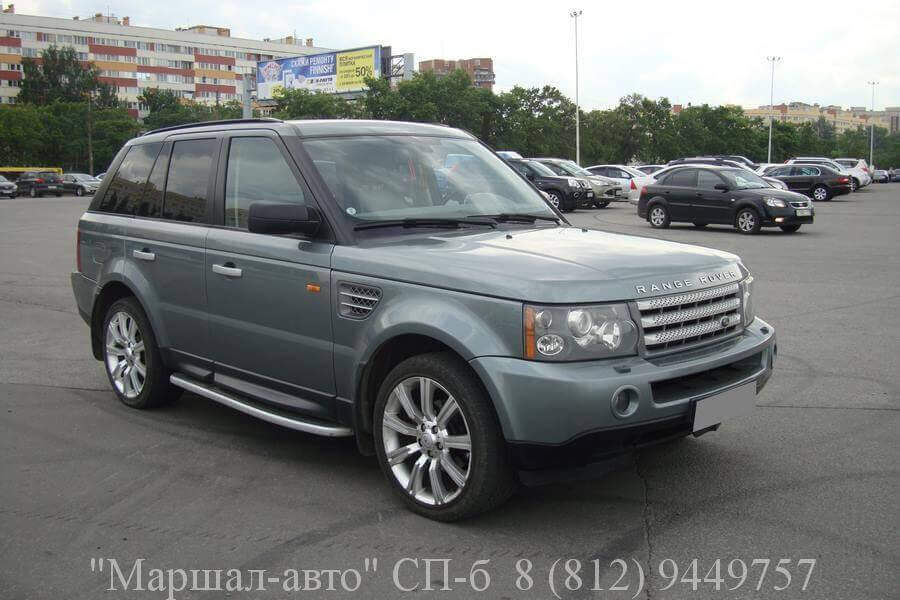 продать автомобиль Range Rover Sport 06 г.