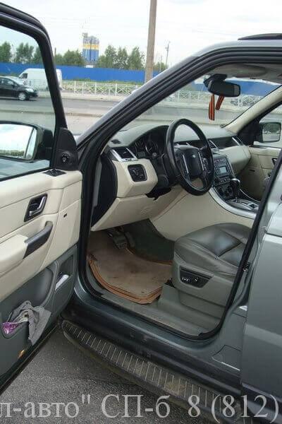 продать автомобиль Range Rover Sport 06 г
