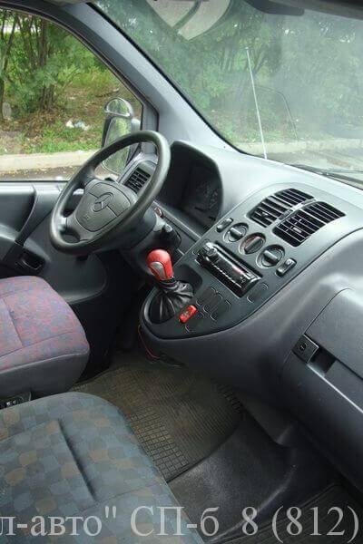 продать автомобиль Mercedes-Benz Vito 98 г