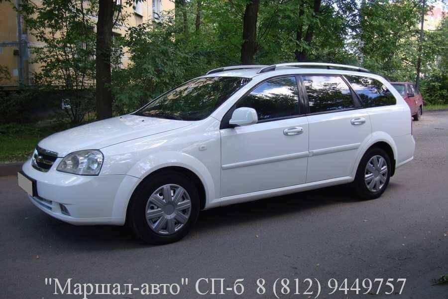 Автосалон предлагает продать автомобиль Chevrolet Lacetti 2012 г