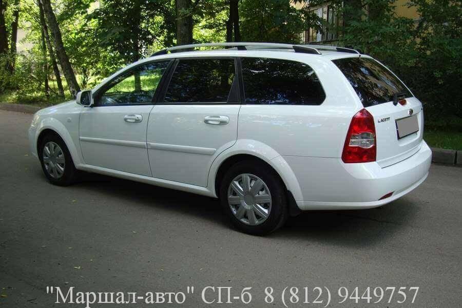 Фирма «Маршал авто» предлагает продать автомобиль Chevrolet Lacetti 2012 г